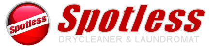 Spotless Drycleaning, Laundromat, Onsight Embroidery